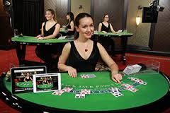 live blackjack at evolution gaming