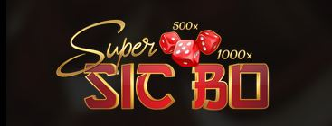 Live Dice Games: Super Sic Bo logo