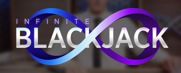 infinite blackjack logo